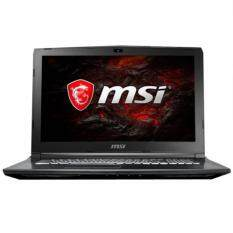 MSI GL62M-7RDX-1216 15.6˝ FHD Gaming Laptop TA (i5-7300HQ, 4GB, 1TB, NV GTX1050 2GB, DOS) - Desktop Only Malaysia