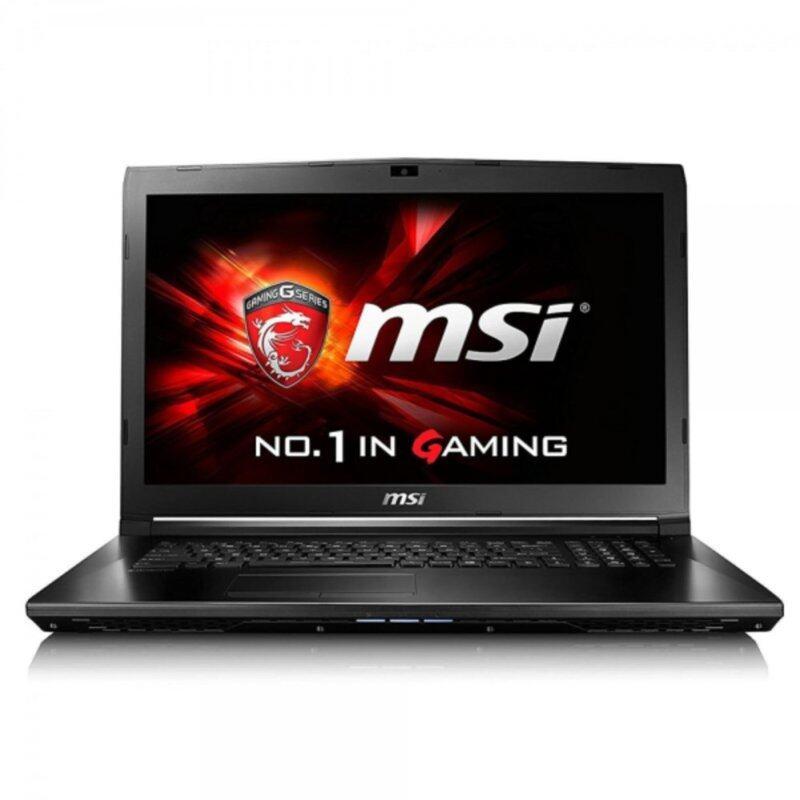 MSI GL72 7RD-433MY 17.3 Gaming Laptop (17.3 FHD Anti Glare/ GTX1050 2G GDD5/ i7-7700HQ/ 4GB/ 128 SSD + 1TB Sata) Malaysia