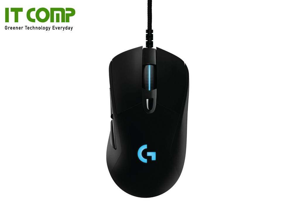 (NEW ARRIVAL) Logitech G403 Prodigy Wired Programmable Gaming Mouse Malaysia