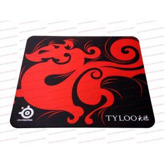 Harga New Hot TYLOO Brand SteelSeries QcK Computer Accessories GamerGaming Mouse Pad Mat Normal Size
