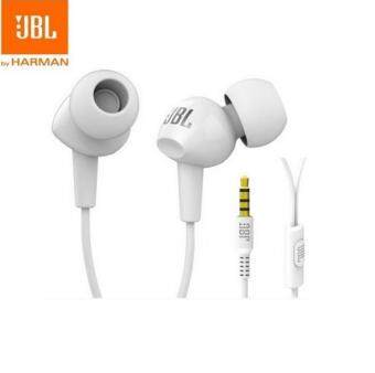 New Original JBL C100SI Fashion Bass Stereo Earphone For AndroidIOS mobile phones in ear Earbuds Headsets With Mic Earphones