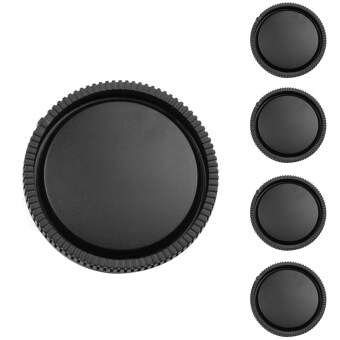 Harga New Rear Lens Cap Cover for Sony E Mount NEX NEX-5 NEX-3 CameraLens