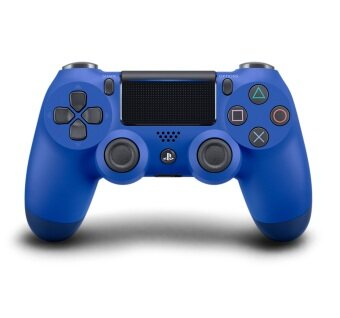 Harga [New Version] DualShock(R)4 Wireless Controller for PlayStation 4 (PS4) CUH-ZCT2G/Blue