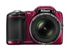Nikon COOLPIX L830 Red