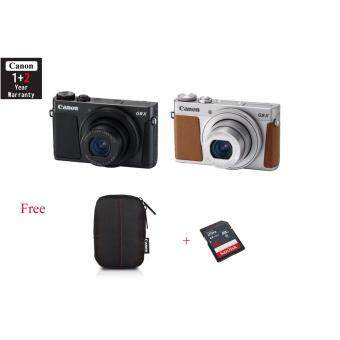 Harga (OFFICIAL CANON) CANON POWERSHOT G9X MARK II