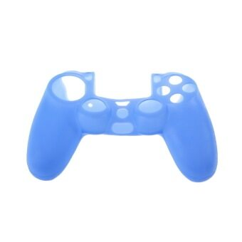 OH Not Specified Silicone Rubber Case Skin Cover for Sony PS4 Controller Grip Handle Console