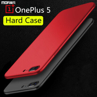 Harga Oneplus 5 Case Cover Matte Original Soft Back Cover Oneplus 5 CoverBlack Capa Coque Funda One Plus 5 Case 1+5 5.5""