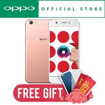 OPPO A57 - Unstoppable Selfies