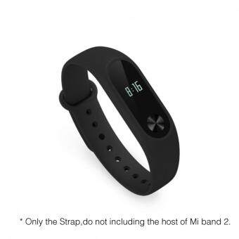 Original Colorful Xiaomi Mi Band 2 Strap Mi Band 2 BraceletAccessories Replaceable Band Silicone Wristband For Xiaomi Band 2 -With Film