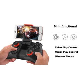 Original MOCUTE 050 Bluetooth Gamepad Android Joystick MiniPortable Wireless Bluetooth 3.0 Controller Selfie Remote ControllShutter Gamepad - 5