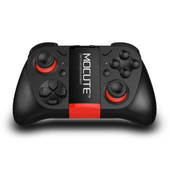 Original MOCUTE 050 Bluetooth Gamepad Android Joystick MiniPortable Wireless Bluetooth 3.0 Controller Selfie Remote ControllShutter Gamepad - 4