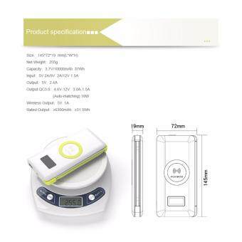 ORIGINAL POWER BANK PINENG PN888 10000 mAh pn-888 PN 888 pn983 pn951