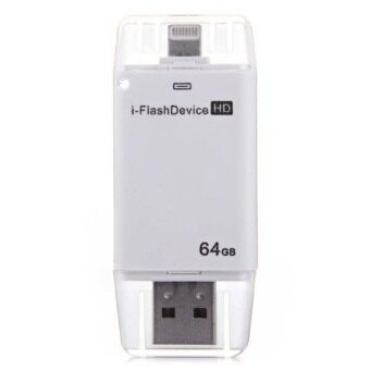 iphone external storage. otg i-flash pendrive external storage for iphone ipad 64gb iphone o