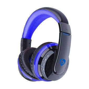 OVLENG MX666 Wireless Bluetooth 4.0EDR Stereo Headset Headphone with Mic, Support FM & TF Card - 2