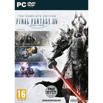 PC FINAL FANTASY XIV THE COMPLETE EDITION FF 14 (EU)