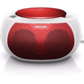 Harga PHILIPS FM CD PLAYER Micro System AZ100/R (1 Year Philips Malaysia Warranty)