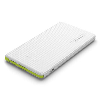 Pineng PN-951 10000 mAh Power Bank (White)