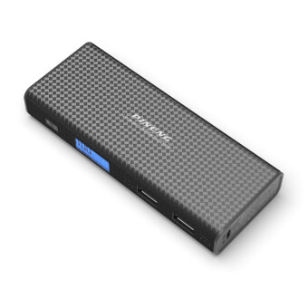 PINENG PN-953 10000mAh Power Bank (Black)