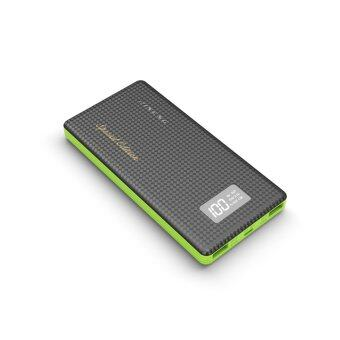 PINENG PN-963 10000mAh Lithium Polymer Special Edition Power Bank(Black)