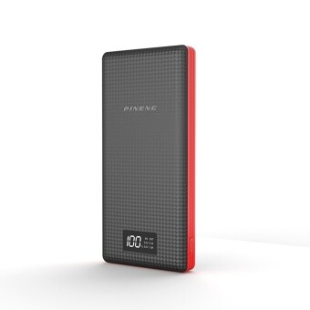 PINENG PN-969 20000mAh Lithium Polymer Power Bank (Black)