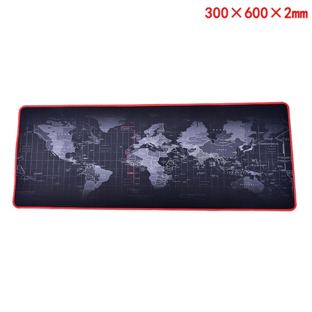 Practical retro world map design wide large computer mouse pad big practical retro world map design wide large computer mouse pad big size desk mat gumiabroncs Gallery