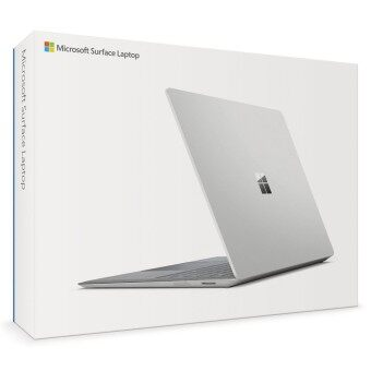 [PRE-ORDER] Microsoft Surface Laptop i7 256GB SSD / 8GB RAM - Platinum (ETA: 15-FEB-2018) Malaysia
