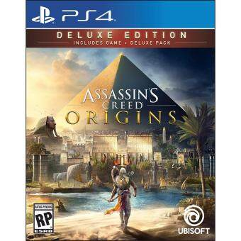 Harga (Pre Order) PS4 Assassin?s Creed Origins Deluxe Edition (R3/ENGLISH) (ETA 27/10/2017)