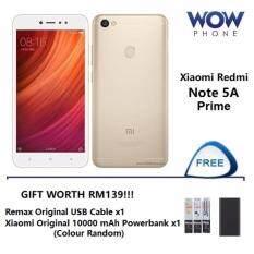 *RM699 00* Xiaomi Redmi Note 5A Prime (3GB+32GB ROM)