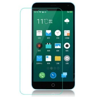 Harga Premium 9H Tempered Glass Screen Protector for Meizu MX4 - Clear