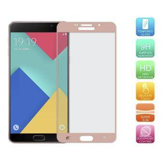 Premium Full 2.5D Cover 0.3mm 9H Tempered Glass Screen Protector For Samsung Galaxy A9
