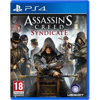 Harga PS4 Assassin Creed Syndicate