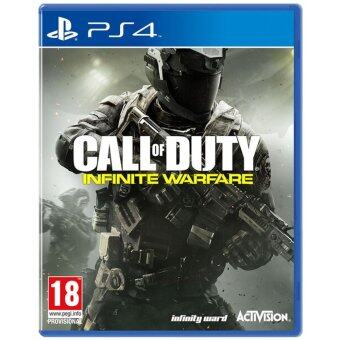 Harga PS4 Game Call Of Duty - Infinite Warfare Playstation 4 (Original)