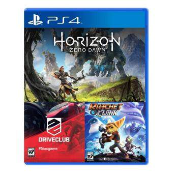 PS4 Horizon, DriveClub, Ratchet & Clank, PS+3Months