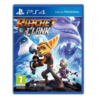 PS4 RATCHET & CLANK DIGITAL CODE