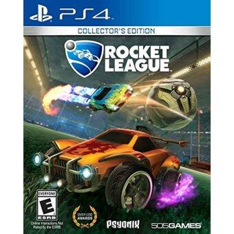 Harga PS4 ROCKET LEAGUE COLLECTOR'S EDITION R2