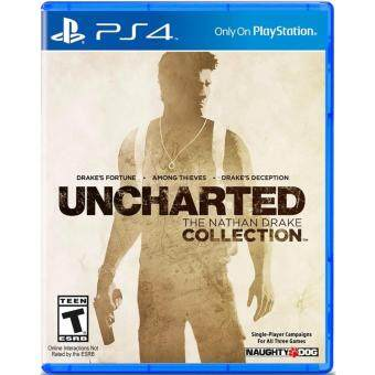 Harga PS4 Uncharted: The Nathan Drake Collection