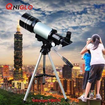 QNIGLO F30070M Technology Astronomy Telescope, Travel Refractor