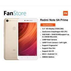 *RM699 00* Redmi Note 5A Prime [32GB ROM/3GB RAM]