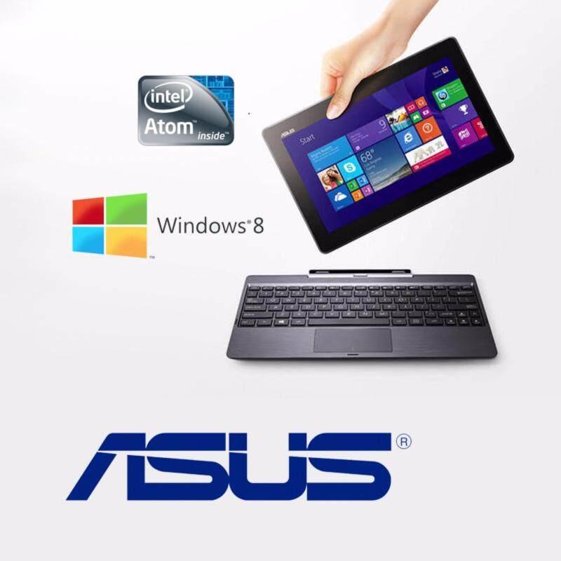 Refurbished Asus T100TAF Laptop / 10.1 Inch / Z3735 / 2GB RAM /64GB HDD / One Month Warranty Malaysia