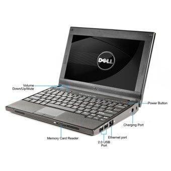 (Refurbished) Dell Latitude Mini 2100 Business Class Notebook (Intel Atom 1.60Ghz,250GB HD,2GB Ram,Intel GMA950,10.1,7PRO) - Free Trend Micro Internet Security Malaysia