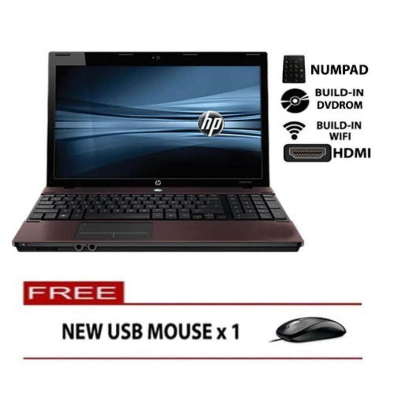 (REFURBISHED) HP PROBOOK 4520S Intel core i3 2GB RAM 250GB HDD 15.6 NOTEBOOK LAPTOP Malaysia