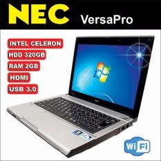 (REFURBISHED) Laptop NEC Intel Celeron 2GB DDR3 12 320GB HDD Malaysia