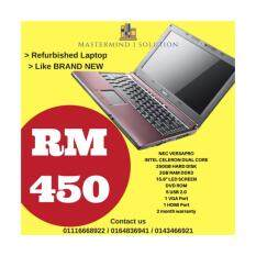 (REFURBISHED) Laptop NEC Intel Celeron 2GB DDR3 Malaysia