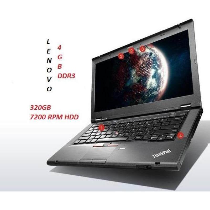(REFURBISHED) LENOVO Thinkpad  T430 INTEL CORE i5  3RD GEN/4GBDDR3/320GB HDD/INTEL HD GRAPHIC/14LED/WIN 7 PRO Malaysia