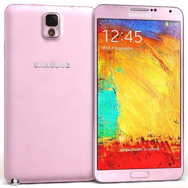 samsung note 3. (refurbished) samsung galaxy note 3 lte n9005 32gb - pink | lazada malaysia a