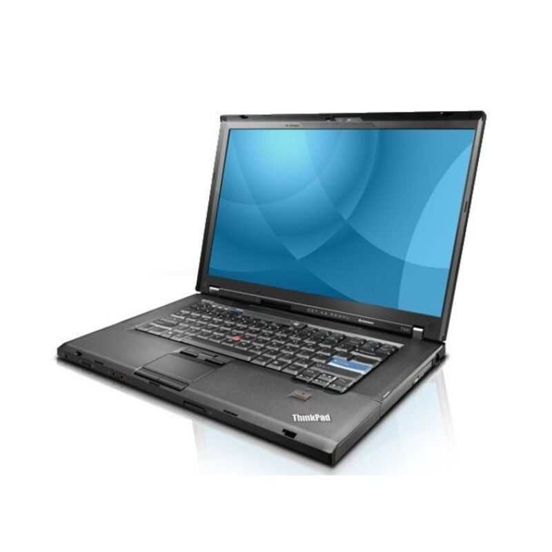 (Refurbished)Lenovo T500 (C2D 2.2GHz/2GB Ram/ 80GB HDD/15 Inch / Win Vista Malaysia