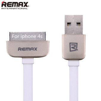 Harga Remax King Kong Fast Charging Data Sync Cable 30pin 2.1A for IPhone4 4s IPad 2 3