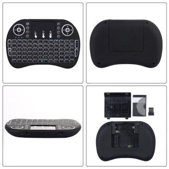 Rii I8 Mini 2.4Ghz Wireless Touchpad Keyboard With Mouse For Pc, Pad, Xbox 360, Ps3, Google Android Tv Box, Htpc, Iptv Malaysia