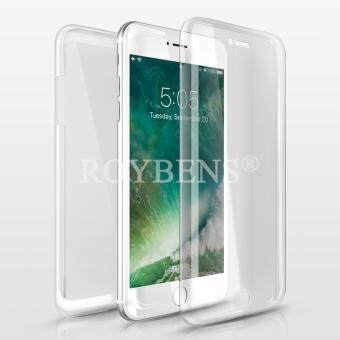 Roybens 360 Full Body Protect Soft Silicone Case Front Back Cover For Apple .