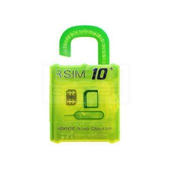 Harga Rsim - R-sim 10 Plus Repair Tool for Iphone 6s 6 5s 5 4s Ios9.1Ios9.0, Ios7.x-ios9.x 3g 4g
